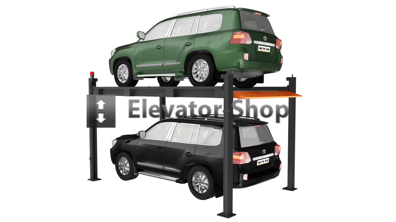 5 причин купить оборудование для парковки Hydro Park